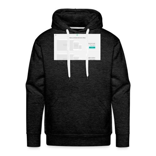 01_Select_theme - Männer Premium Hoodie
