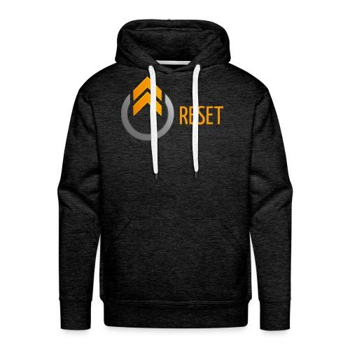 RESET Design - Männer Premium Hoodie