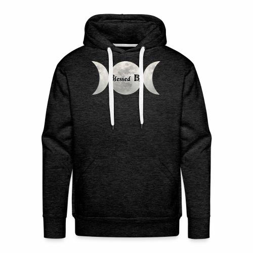 Triple Moon Blessings - Men's Premium Hoodie