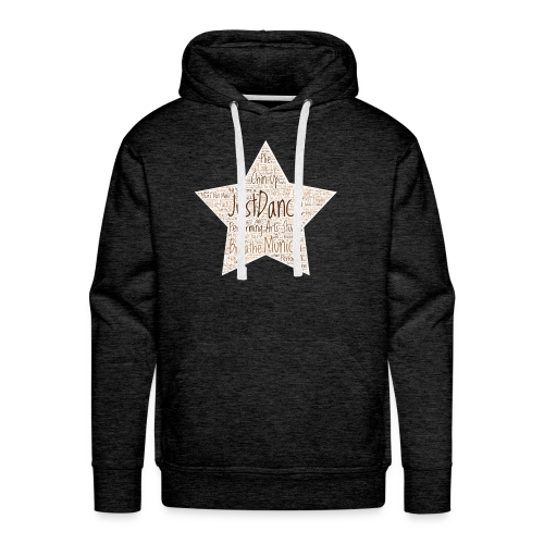 PAS Star Original bg beige - Männer Premium Hoodie