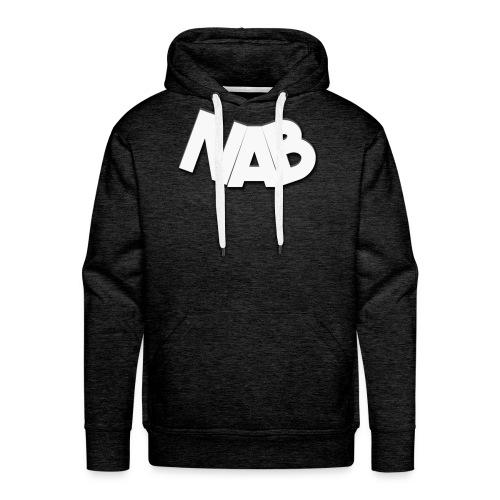 NAB.png - Männer Premium Hoodie