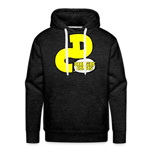 Darkside Comics DC Logo Streetwear - Men's Premium Hoodie