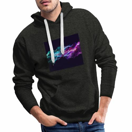 Neu Alpix Gamer Emblem - Männer Premium Hoodie