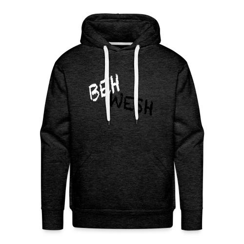 Beh wesh - Sweat-shirt à capuche Premium pour hommes