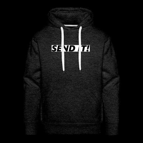 Send it - Männer Premium Hoodie
