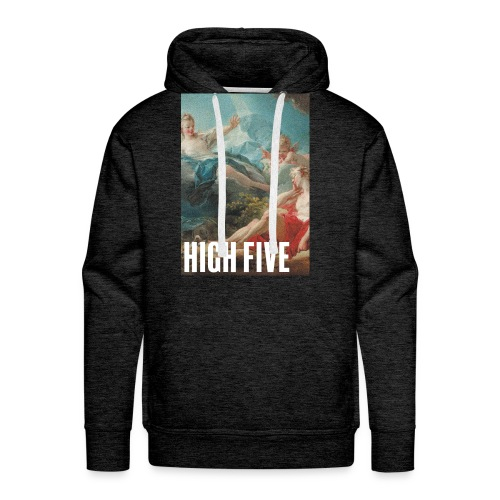 High Five - Sweat-shirt à capuche Premium pour hommes