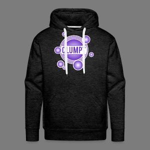 Clumpy halos violet - Männer Premium Hoodie