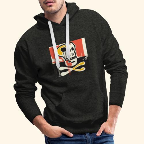 Memento - Sweat-shirt à capuche Premium pour hommes