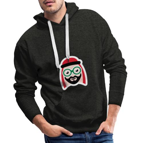 Abu Icon sqtecd - Men's Premium Hoodie