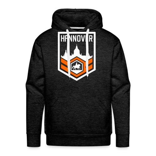 Mission Day Hannover Weiß - Männer Premium Hoodie