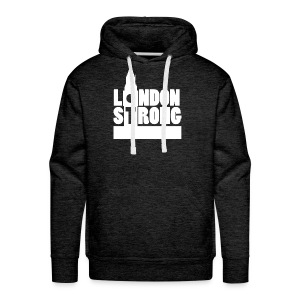 London Strong II - Men's Premium Hoodie
