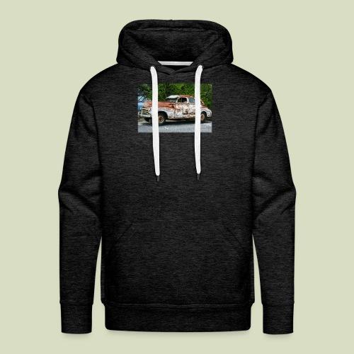 RustyCar - Miesten premium-huppari