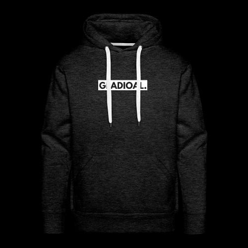 GLADIOAL - Mannen Premium hoodie