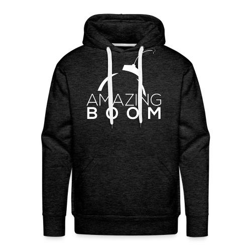 AmazingBoom Logo - Männer Premium Hoodie