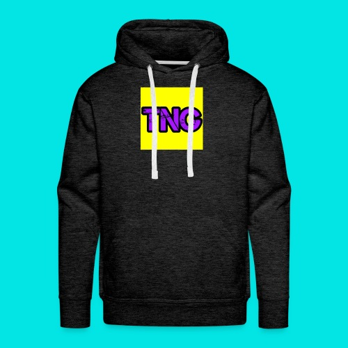 New TNG LOGO - Men's Premium Hoodie