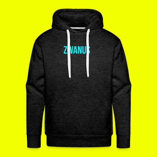 zwanus - Mannen Premium hoodie
