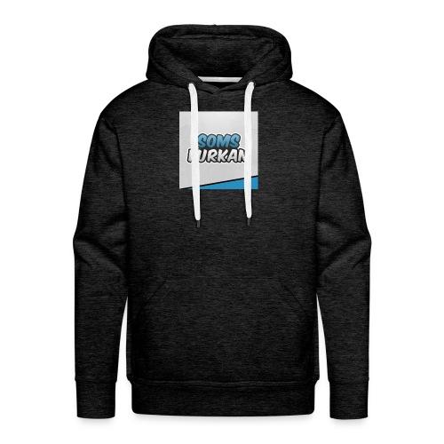 SomsFurkan merchendise - Mannen Premium hoodie