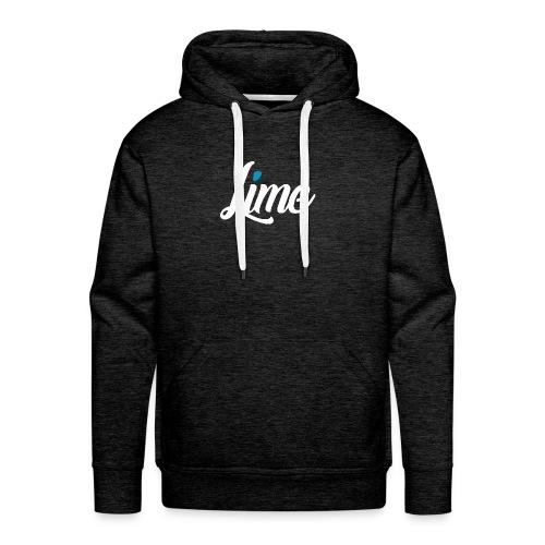 lime - Männer Premium Hoodie