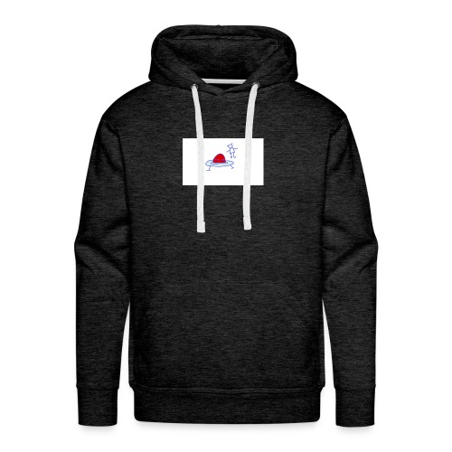 Project 3 - Sudadera con capucha premium para hombre