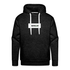Stoner Avisory Extreme High - Mannen Premium hoodie