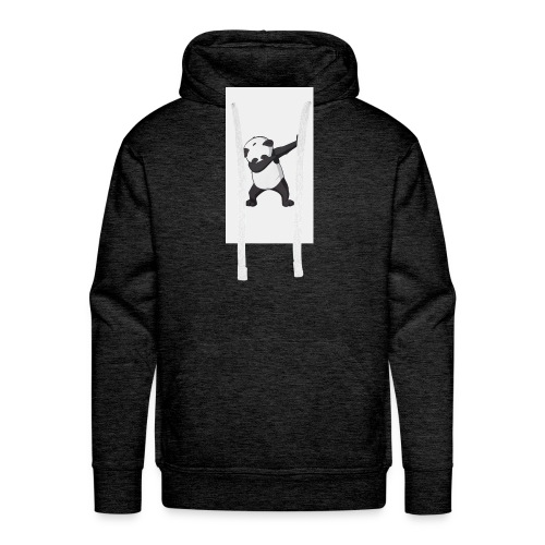 oso - Sudadera con capucha premium para hombre