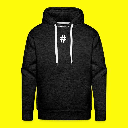 #LesteBeben - Männer Premium Hoodie