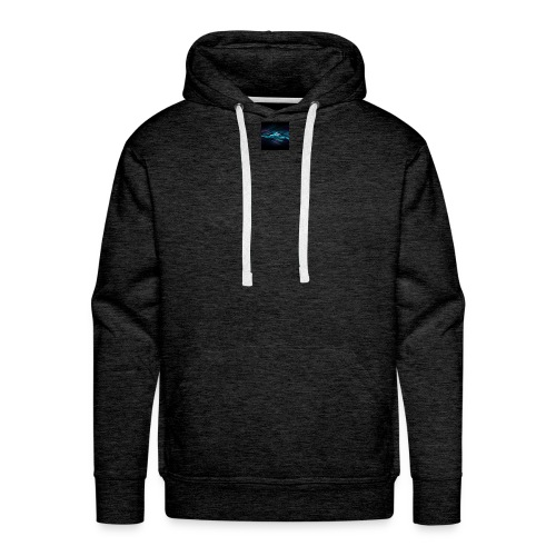 Herobrines wolf Merch - Men's Premium Hoodie