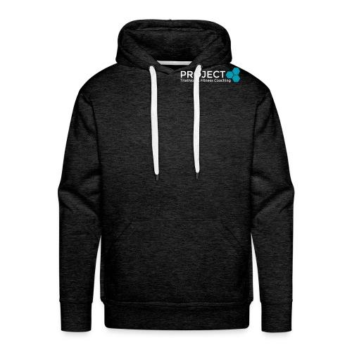 PROJECT whitetxt - Men's Premium Hoodie