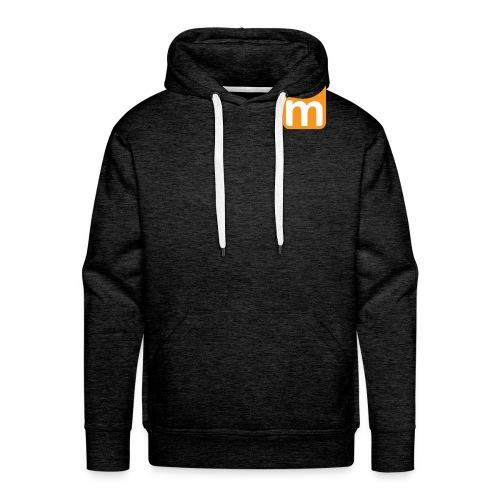 Medifit Lünen Logo - Männer Premium Hoodie