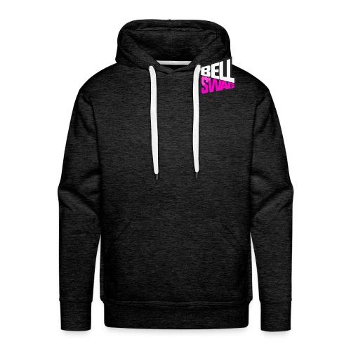 Bellswag logo - Men's Premium Hoodie