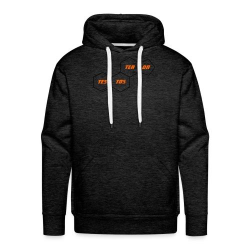 Testosterone Tee Shirt, Testosterone Tee, Gift - Men's Premium Hoodie