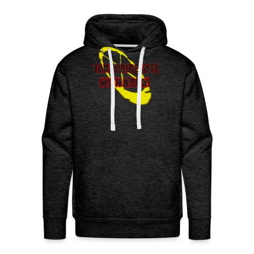 TAKE PRIDE IN IT, WITH A DON! - Männer Premium Hoodie