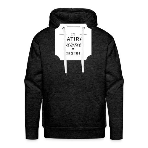 In Satira Veritas - Männer Premium Hoodie