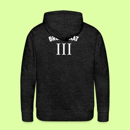 bm3 - Sweat-shirt à capuche Premium pour hommes