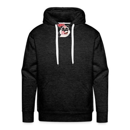 Baby Panda Girl - Men's Premium Hoodie