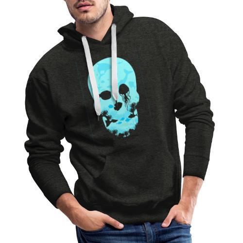 Dead Sea Tshirt ✅ - Männer Premium Hoodie