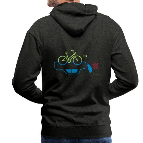 Velo-Car Solution Fahrrad-Lösung - Männer Premium Hoodie