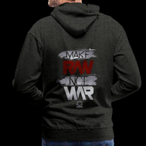 Official Rawstyle Nation - Mannen Premium hoodie