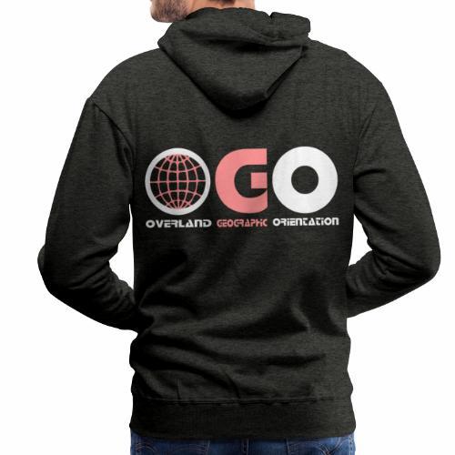 OGO-23 - Sweat-shirt à capuche Premium pour hommes