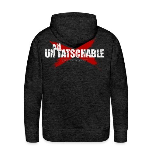 Un-an-tatschable - Männer Premium Hoodie