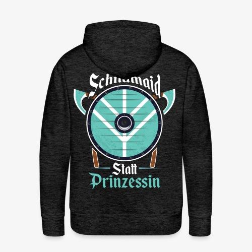 Holde Schildmaid - Männer Premium Hoodie