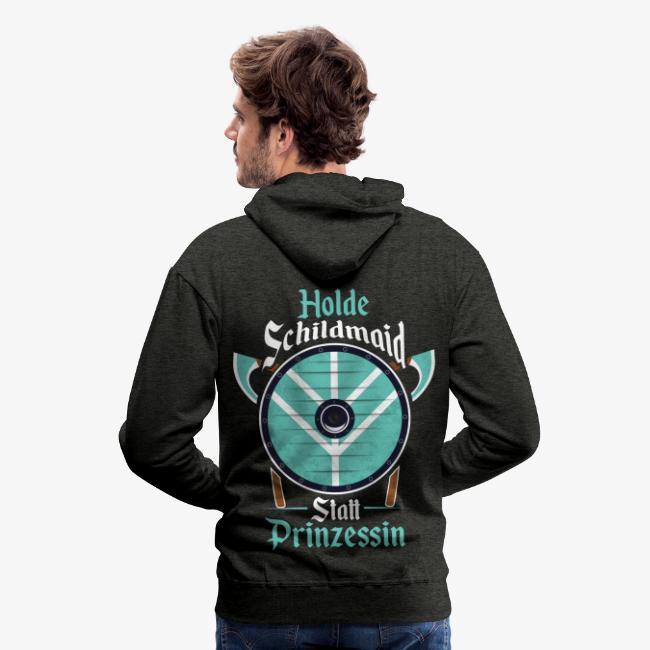 Holde Schildmaid