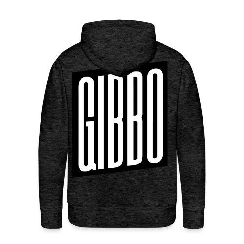 GIBBO LOGO - Men's Premium Hoodie