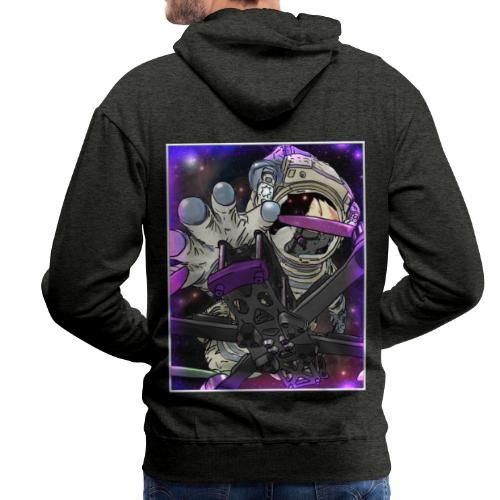 FPV Space Alien by Logo Jobo - Männer Premium Hoodie