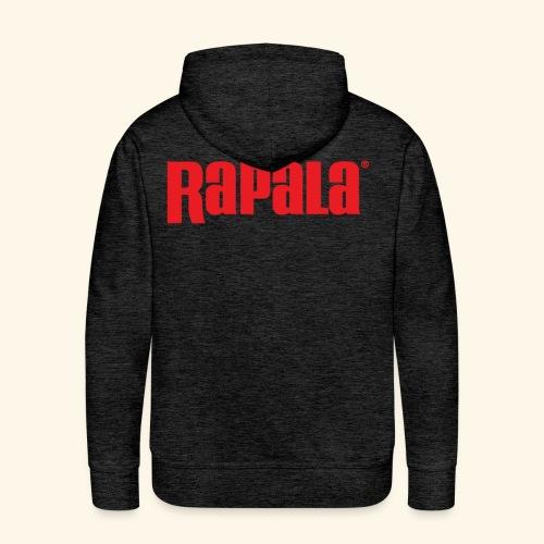LP 050615a Rapala Logo - Sweat-shirt à capuche Premium pour hommes