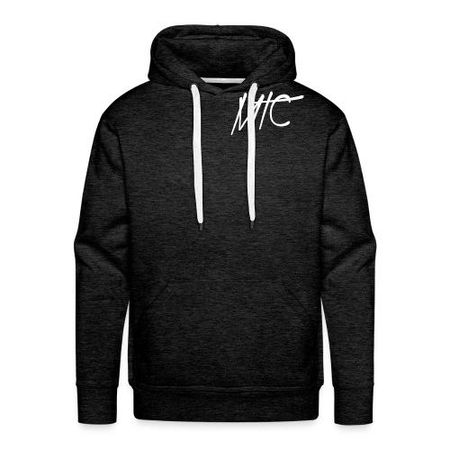 MTClogoWITnieuw 000000 png - Mannen Premium hoodie
