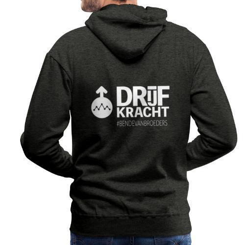 Drijfkracht BendeVanBroeders - Mannen Premium hoodie