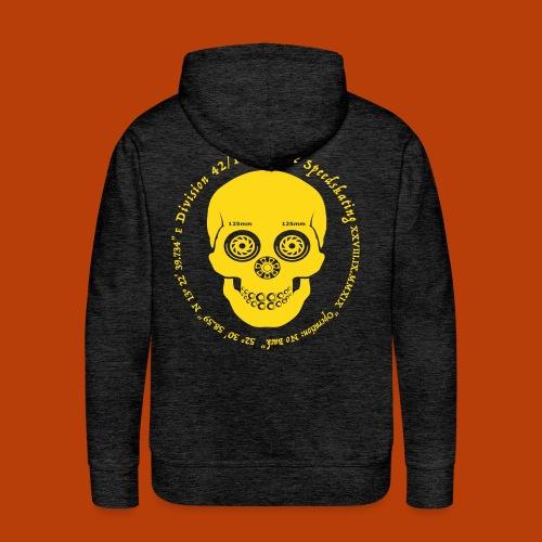 Skull Divisoin42 - Männer Premium Hoodie