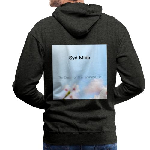 Syd Mide The dream of the japanese girl - Felpa con cappuccio premium da uomo