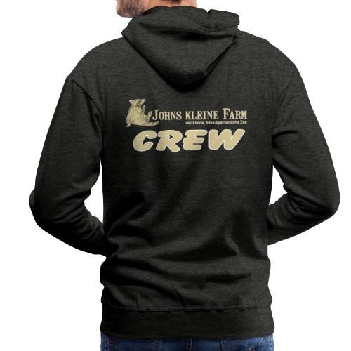 Johns kleine Farm Crew - Männer Premium Hoodie